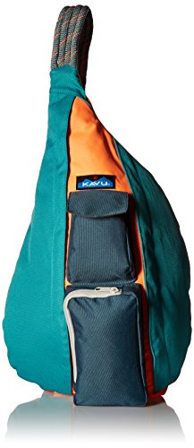 KAVU Rope Sling Backpack, Sunset, One Size