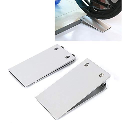 LXT PANDA Rampa de umbral portátil, Rampa de umbral de Alta Movilidad de Aluminio de 4-5 cm para sillas de Ruedas, Scooters y sillas eléctricas, escaleras de peldaños.: Amazon.es: Hogar