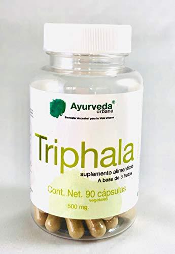 Triphala en Cápsulas