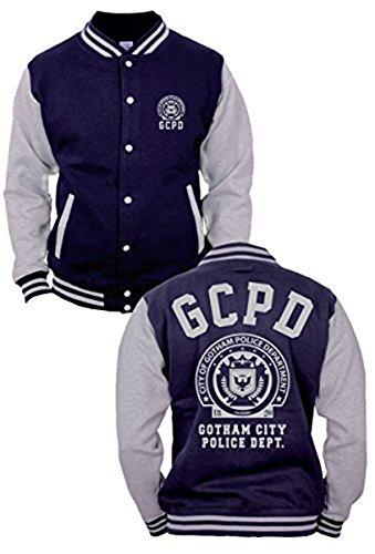Batman Baseball Jacke GCPD (XL)