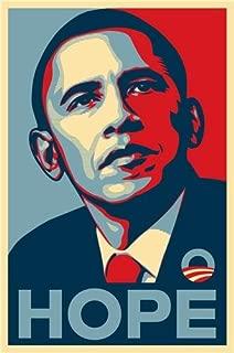 BARACK OBAMA HOPE GLOSSY POSTER PICTURE PHOTO inspiration motivation election