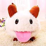 LYH2019 New LOL Poro Plush Toy Poro Doll Legal Edition Super Cute& Soft Kids Toys Gift 30Cm