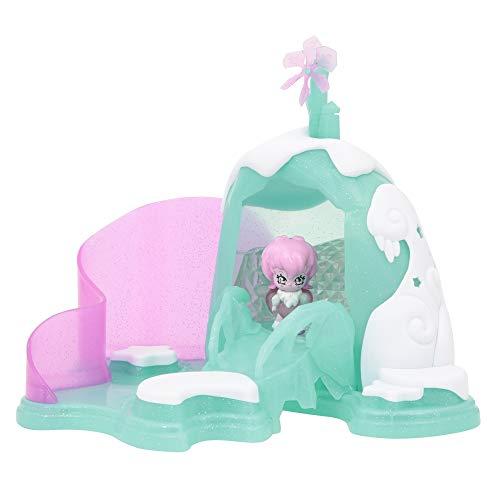 Giochi Preziosi - Gioco Glimmies Polaris Glimberg Iceberg, Multicolore, GLP05000