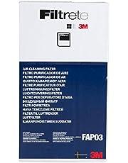 فلاتر بديلة لتنقية الهواء فلاتر 3M FAP03 4 قطع