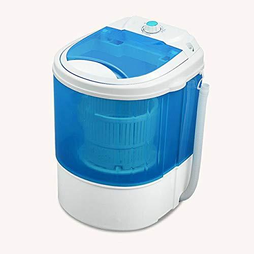 YALIXI Mini Lavadora portátil,Pequeño secador de Barril Simple,Máquina de Calcetines de deshidratación spin-Dry para bebés,secador pequeño,para Acampar jardín al Aire Libre secador rotatorio