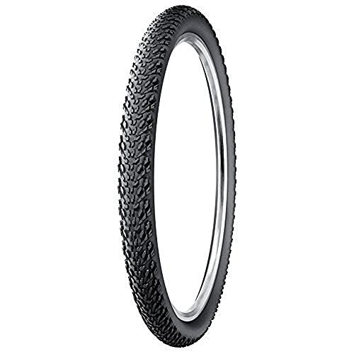 Michelin Rennradreifen MTB-Draht Country Dry 2 26X2.0; 52-559, schwarz, FA003464038