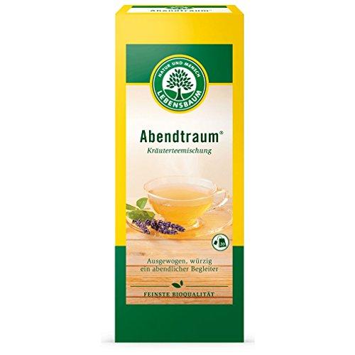Lebensbaum - Abendtraum Bio Kräuterteemischung - 20Bt/30g