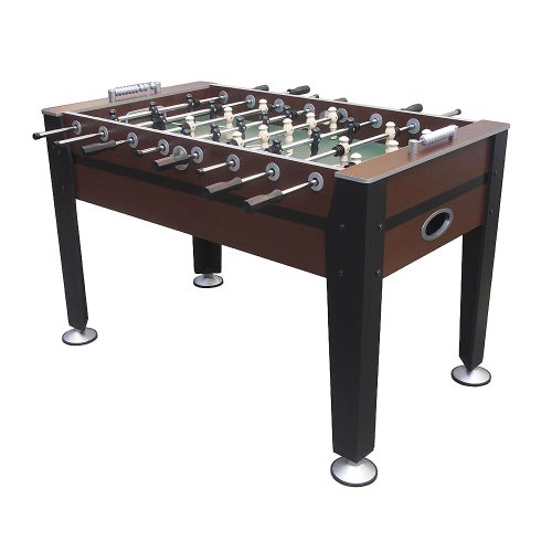 New 54 Foosball Table-top Soccer Table. This Premium 2 Player Table Football Bar Game w/ Legs Provi...