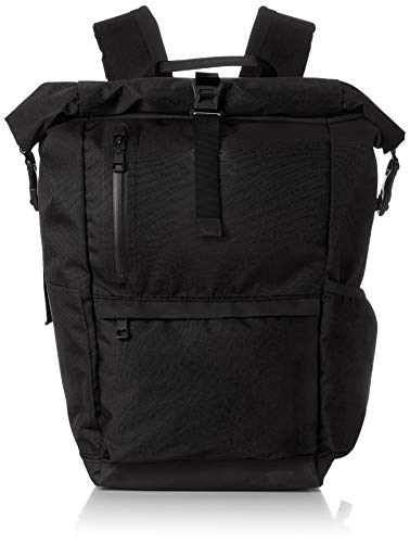 [アッソブ] 防水 バックパック 141609 WATER PROOF CORDURA 305D BLACK