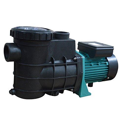 110V Self-priming circulating pump swimming pool water circulation filter Best