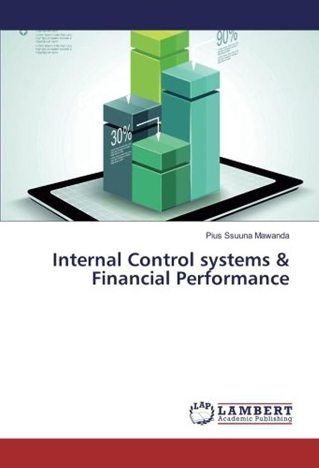 怠惰写真救出Internal Control systems & Financial Performance