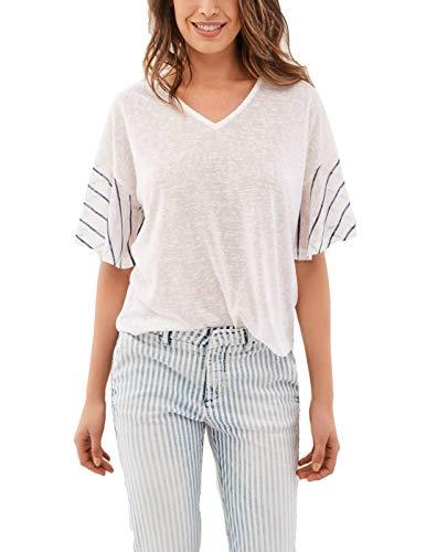 Salsa - 121637 Mujer Color: Blanco Talla: L