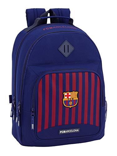 FCB FC Barcelona ST611829560 Equipaje para niños, Azul, 42 cm