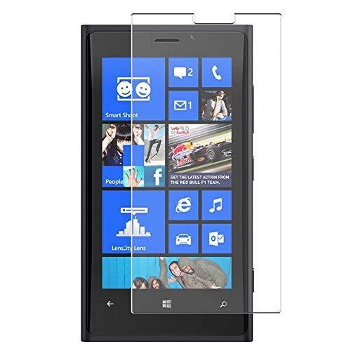 Vaxson 4 Stück Schutzfolie, kompatibel mit NOKIA Lumia 920, Bildschirmschutzfolie TPU Folie [nicht Panzerglas]