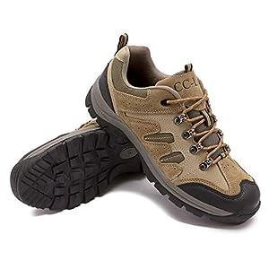 CC-Los Hiking Shoes Bike Shoe Water Resistant Outdoor Lightweight Travel Suede Vent Moab Series Men Women