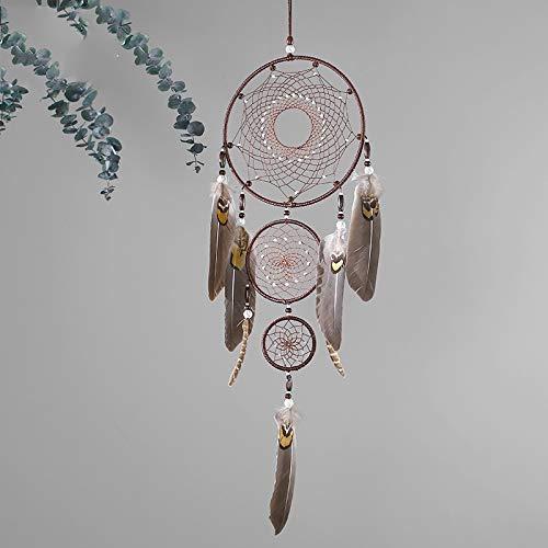QTTZWZQ nieuwe windgong hangende ornamenten decoratie slaapkamer woonkamer muur hanger