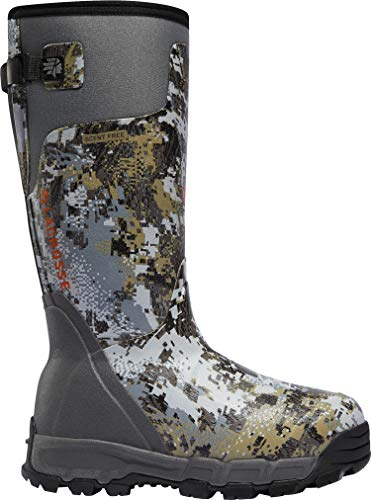 "LaCrosse Women's Alphaburly Pro 15"" 1000G Hunting Boot, Optimal Elevated II - 8"