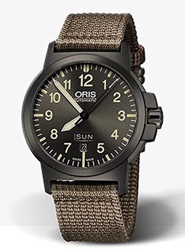 オリスジャパン正規3年保証 ORIS オリス 腕時計 BC3 アドバンスド デイデイト 735.7641.4263F 自動巻き