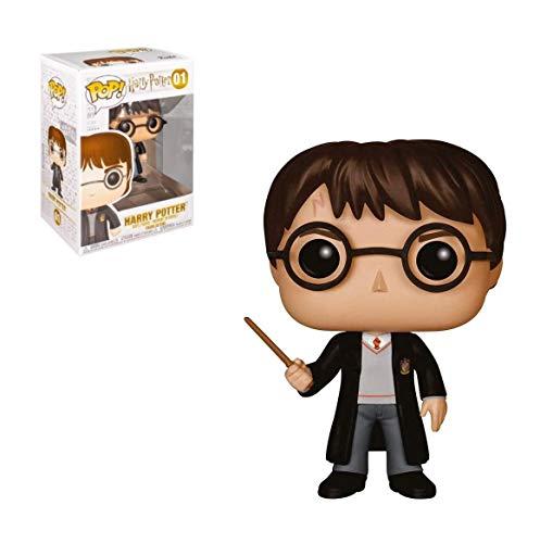 Harry Potter Boneco Pop Funko Harry Potter #01