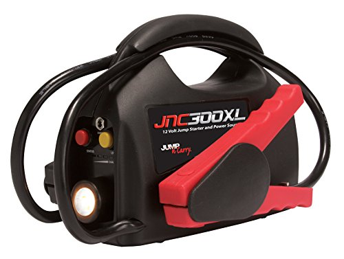 Clore Automotive Jump-N-Carry JNC300XL 900 Peak Amp Jump Starter