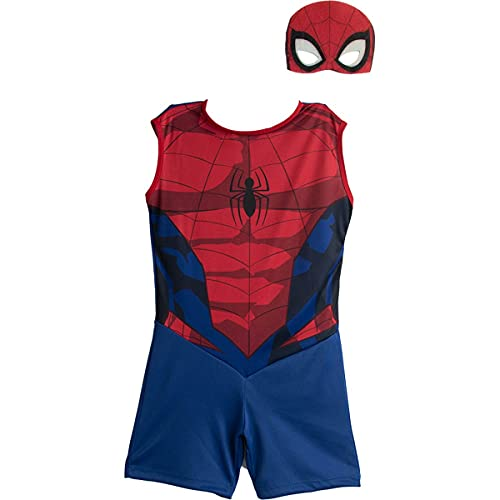 Fantasia Homem Aranha/SpiderMan Infantil Pop Com Máscara P 2-4