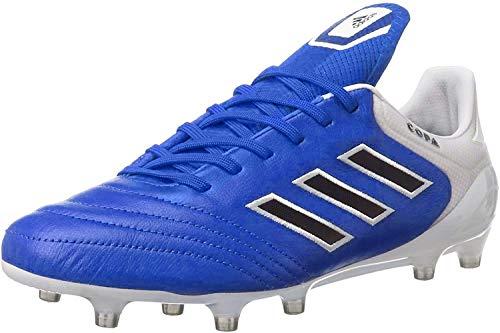 Adidas Copa 17.1 FG, para los Zapatos de Entrenamiento de fútbol Hombre, Azul (Azul/Negbas/ftwbla), 43 EU