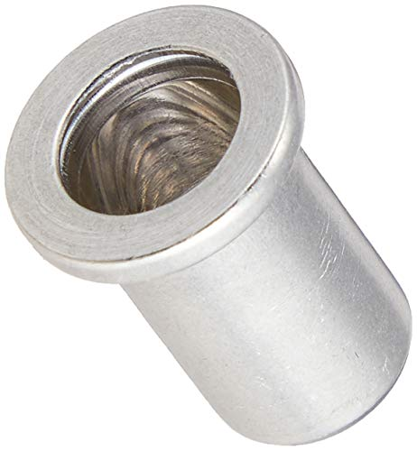 ロブテックス(エビ) パック入りナット(30本入) Dタイプ アルミニウム 6-3.2 NAD6P