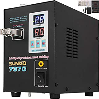 Best sunkko 737b battery spot welder Reviews
