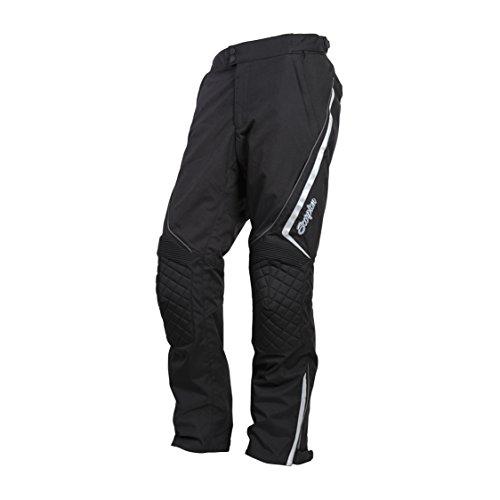 ScorpionExo XDR Zion Women's Textile Adventure Touring Motorcycle Pants (Black, Medium)