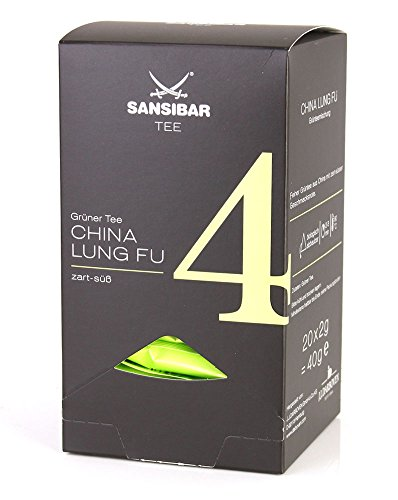 Sansibar Tee Nr. 4 China Lung Fu Grünteemischung