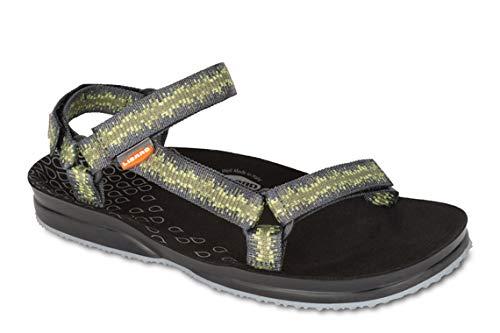 Lizard Creek IV Sandalen met voetbed van microvezel, sport, Creek IV - Digit Olive