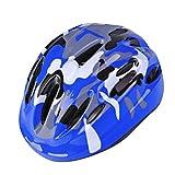 KPPONG Casque Vélo Enfant Fille Garçon,Réglable Léger Casques Helmet Protection de Sécurité Multi-Sport Cyclisme Skate Roller Trottinette Skateboard