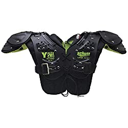 top rated Schutt Sports Y-Flex 4.0 Universal Use Soccer Shoulder Pads, Medium 2021