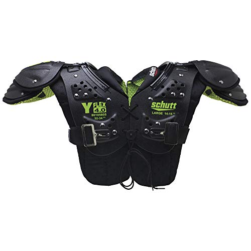 shoulder pads for pee wee football