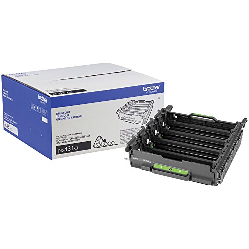Genuine Brother MFC-L8900CDW Drum Unit-30,000 Yield (1 of OEM DR431CL)