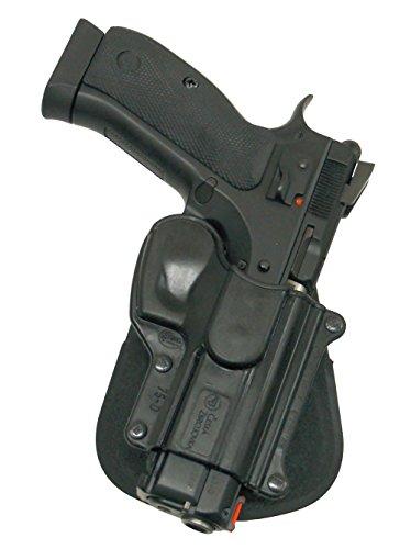 Fobus Fondina tattica retention Holster per pistola CZ 75D, CZ 75B, CZ...