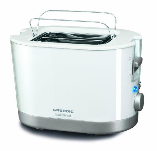 Grundig TA 4060 Toaster White Sense Toast Gourmet