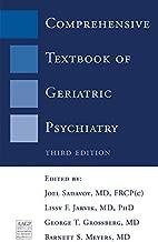 Comprehensive Textbook of Geriatric Psychiatry (Third Edition) (Norton Professional Books)