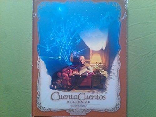 Cuenta cuentos bilingües: Blancanieves y los siete enanitos ; Jack y las habichuelas mágicas ; Aladino y la lámpara maravillosa: Vol.5