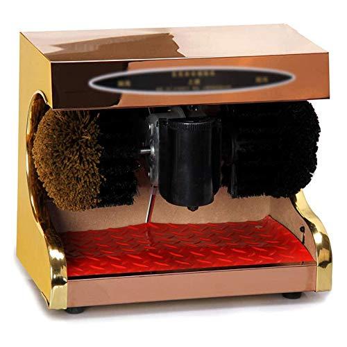 Automatische huishoudelijke elektrische schoenpoetsmachine, kleine lederen schoenmachine Inductie schoenpoetsmachine Geschikt voor hotels, winkelcentra, commerciële gebouwen, villa's, banken enz,D