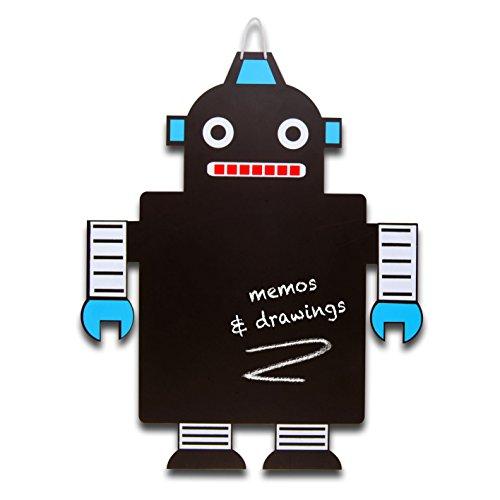 Fiesta Crafts - W-0222 - Panneaux D'éveil - Tableau - Robot À Craie