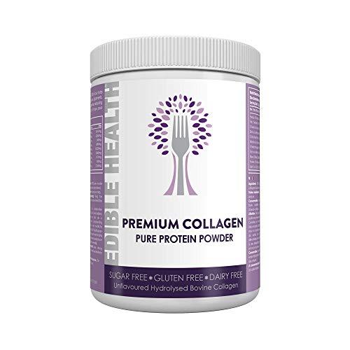Premium Bovine Collagen Powder. 13,000mg, 80p per Day, 13x Stronger Than...