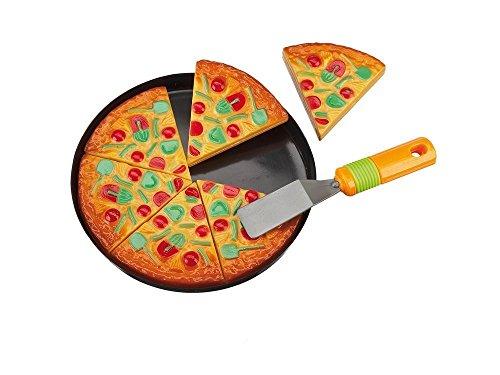Happy People, set per pizza con accessori, Modelli/Colori Assortiti, 1 Pezzo