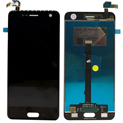 imponic für ZTE Blade V8 kompatibel LCD Bildschirm Touchscreen Digitizer Schwarz + Werkzeugset und Klebeband