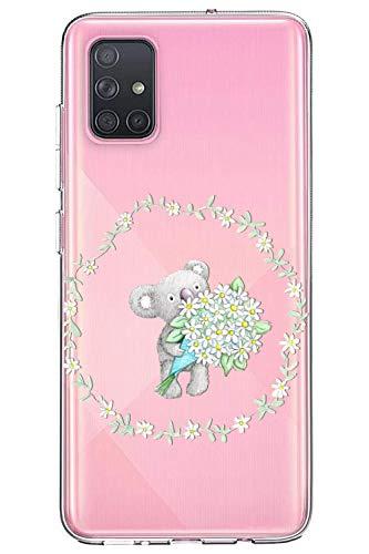 Oihxse Compatible con Samsung Galaxy J5 Funda Cristal Silicona TPU Suave Ultra-Delgado...