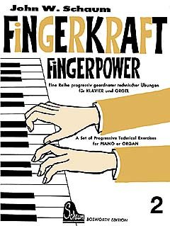 FINGERKRAFT 2 - arrangiert für Klavier [Noten / Sheetmusic] Komponist: SCHAUM JOHN WESLEY
