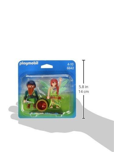 Playmobil 6842 - Gnomo e Fatina, 2 Pezzi