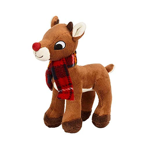 Rudolph The Red-Nosed Reindeer Plush 7