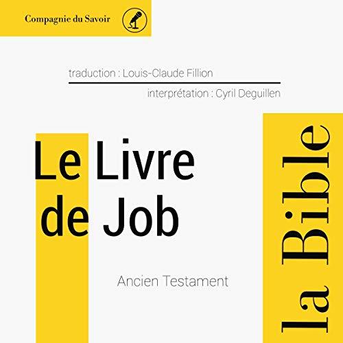 Couverture de Le livre de Job