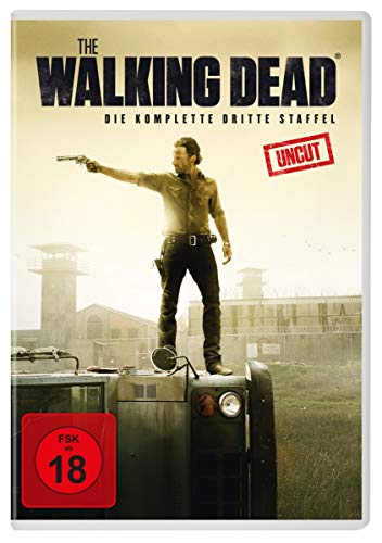 The Walking Dead - Staffel 3 - Uncut [5 DVDs]
